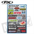 FX Sponsor Sticker Kit Brands Kit A