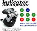 Trail Tech Indicator Dashboard 1-1/8